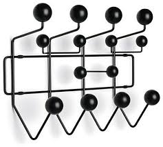 Coat Rack Black Friday Contemporary Eames Coat Rack Replica Whin Hanger Regarding Plan 85