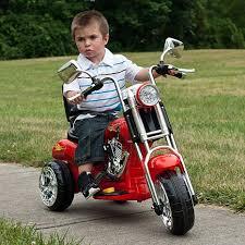 red rocking three wheel chopper motorcycle 6875761 hsn