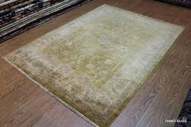 details about washed out handmade vegetable dyed fine quality persian rug oriental stressed