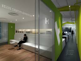 the creative office. Inspiring And Innovative Office Space Design For Enhancing The Creative Work Environment Designing Logos, Branding Graphic Design! 6