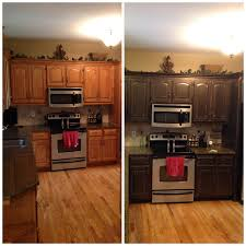 kitchen cabinets faux painting remodeling
