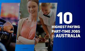 Part Time Jobs For High Schoolers 10 Highest Paying Part Time Jobs In Australia Study Abroad