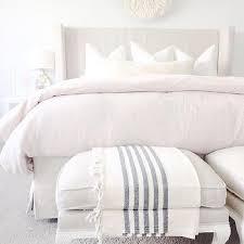 linen bedding design ideas