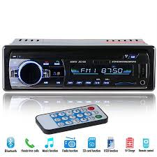 2018 New <b>12V Car Stereo</b> FM Radio MP3 Audio <b>Player</b> Support ...