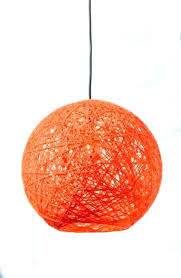 orange pendant light shade light like this item orange glass pendant light shade