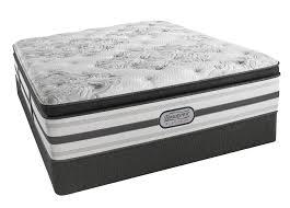 king pillow top mattress. Simmons Beautyrest Platinum Gabriella Plush Pillowtop King Pillow Top Mattress