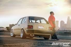 1984 Toyota Starlet (KP61) - Import Tuner Magazine