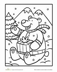 Small Picture Christmas Coloring Pages Education Coloring Pages