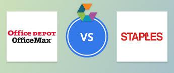 office depot vs staples