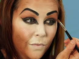 defining eyes for cat makeup