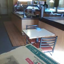 photo of round table pizza sacramento ca united states pretty empty during