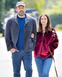 Word is the uncoupling is amicable, and there are no hard feelings. Ben Affleck And Ana De Armas Basically Live Together