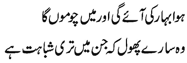 poetry image the best of urdu poetry 2012 newspaper dawn com