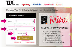 how to pay tj ma credit card