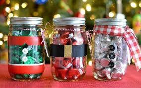 How To Decorate Mason Jars For Christmas Gifts