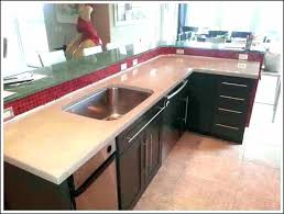 corian countertops cost average of per square foot solid solid surface countertops