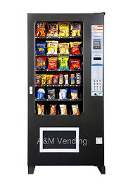Energy Star Vending Machines Inspiration AMS 48 Snack Machine AM Vending Machine Sales
