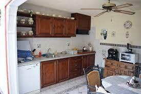guest house kitchen. Detached Villa With Separate Guesthouse Alfaz Del Pi.outside Kitchen Guest House