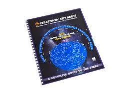 Sky Maps Star Chart Celestron Skymaps Star Charts Planisphere Northern