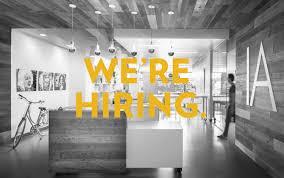 Interior Design Jobs Raleigh Join Us Ia Interior Architects