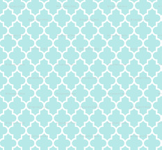 Quatrefoil Pattern Fascinating Moroccan Mint Quatrefoil Pattern Fabric Inspirationz Spoonflower