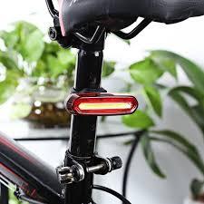 Radsport 2pc <b>5 LED Bike</b> Tourch Light Set Waterproof Wide Beam ...