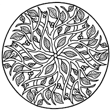 Small Picture Mandala Coloring Pages 9 Coloring Kids