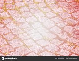 Texture Background Pavement Granite Stone Paved Roadway Street Any
