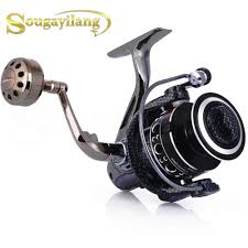 <b>Fishing Reel Double</b> Bearing Light Smooth Casting Collapsible ...