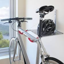 Monet Bike Rack with Shelf