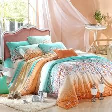 orange comforter full orange king size comforter sets teal and orange comforter