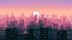 City Pixel Art Wallpapers - Top Free ...