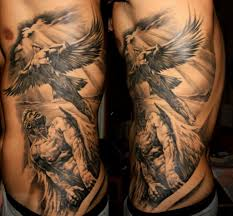 Side Tattoos Guys Designs Pin On Tattoos