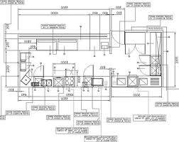 Large Kitchen Layout Commercial Kitchen Island Plan Kitchen Kitchen Layout Commercial
