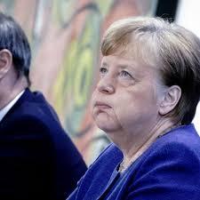 Merkel is on a farewell tour of the western. Analyse Zum Corona Gipfel Warum Angela Merkel Den Beinharten Lockdown Durchsetzt Svz De