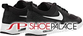 nike running shoes white air max. air max thea low womens running shoe (black/white) nike shoes white