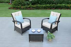 nevada rattan garden furniture 2 seat