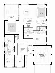 5 bedroom house plans in south africa awesome 1 5 story house plans with walkout basement