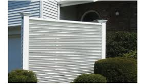 vinyl fence panels lowes. Semi-Privacy Vinyl Fence Panels Lowes D