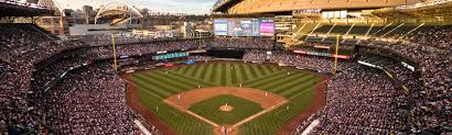 T Mobile Park Tickets And Seating Chart