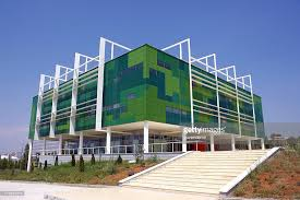 modern office building. Modern Office Building D