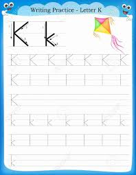 Amazing Letter K Preschool Worksheets 14 Tracing Worksheet Library ...