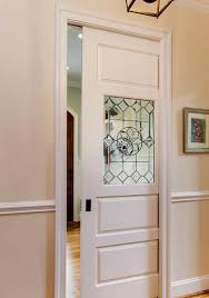 interior traditional hall cream wall paint wood sliding door art painting walls cherry wooden laminate