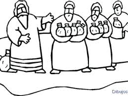 Parable Of Talents Coloring Page The Free Pages Para Bestlink