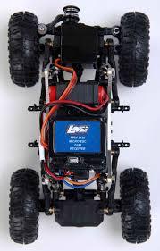losi 1 24 micro rock crawler bind n drive losi losb0236bd chassis call out