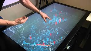 Interactive Data Visualizations Holograph 3 D Spatiotemporal Interactive Data Visualization Youtube