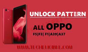 Unlock Pattern Custom Unlock All OPPO Remove Pattern Lock OPPO F48 F48 F48 Plus A487 A489