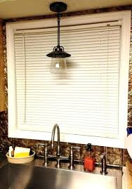 light amazing wall mounted light over kitchen sink and pendant large size of lights height