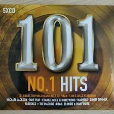Details About 5cd New 101 No 1 Hits Pop Music 5x Cd Album Madness Fgth Florence Blondie