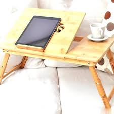 computer in coffee table computer desk portable laptop table adjule standing notebook stand on bed office